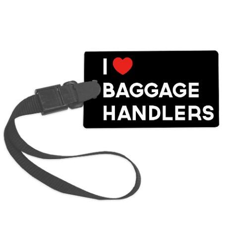 CafePress Luggage Tag