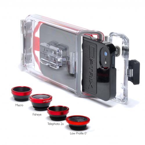 Optrix PhotoProX Case