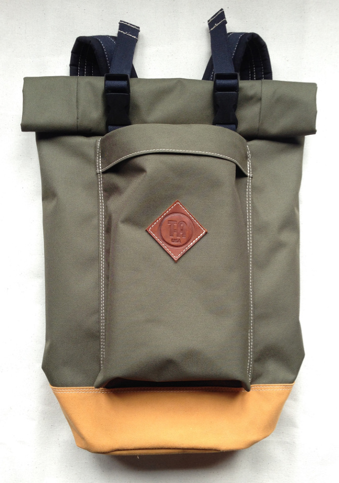 Tim Adams Waterproof Backpack