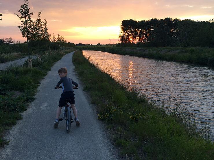 Ben cycling