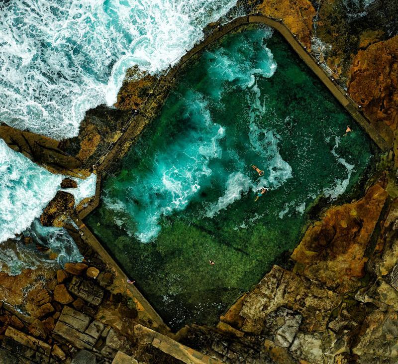 Sydney, Australia swimmers
