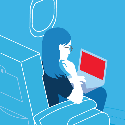 Gogo In-flight Internet