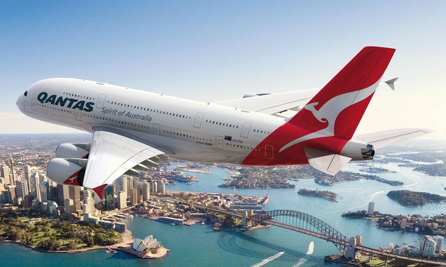 Qantas Arlines