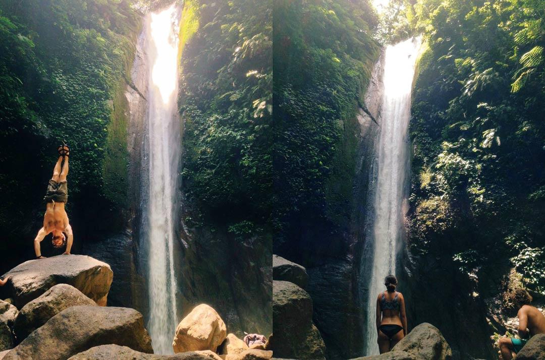 Casaroro Falls, Dumaguete