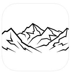 Useful travel apps: Peak Finder