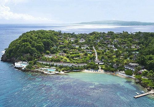 Best jamaica all inclusive resorts visual itineraries for Round the world trips all inclusive