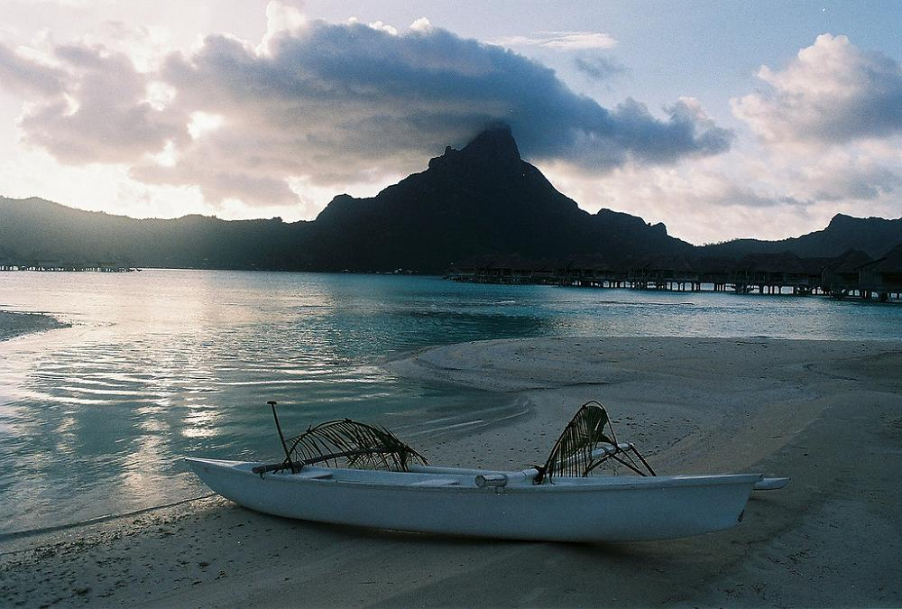 Bora Bora Vacations Visual Itineraries
