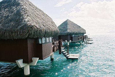 Hilton Moorea Lagoon Resort and Spa, French Polynesia