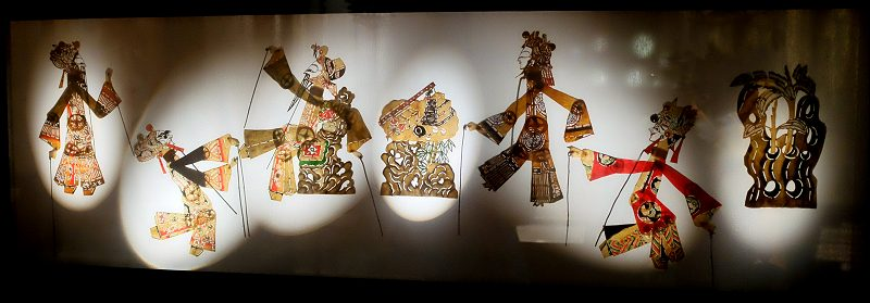 The Wayang Museum in Jakarta, Indonesia