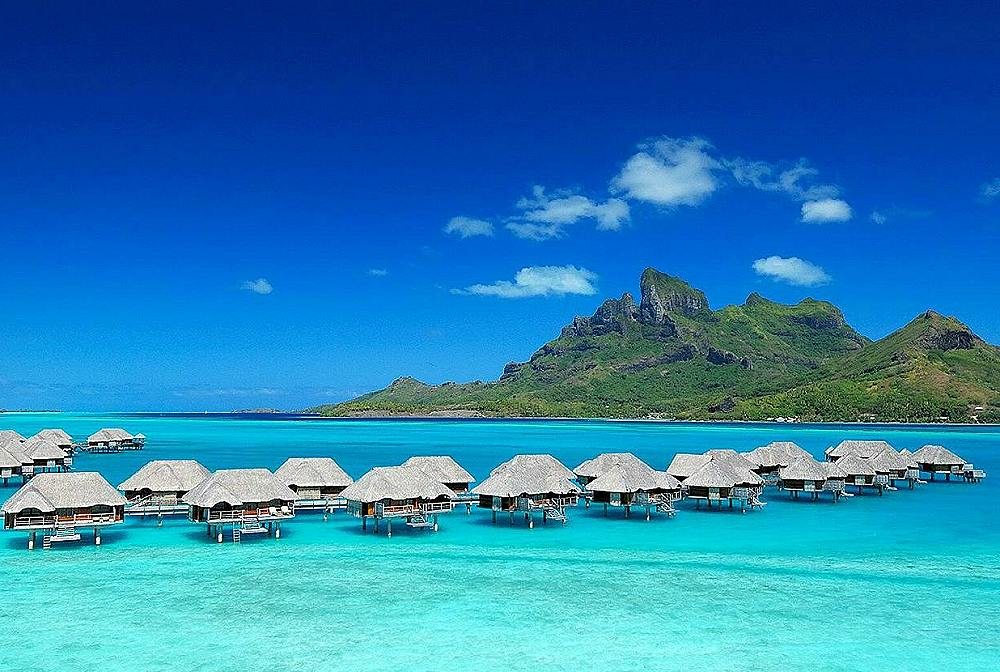 Four Seasons Resort Bora Bora - Four Seasons Resort Bora Bora. Copyright Four Seasons Resort Bora Bora.