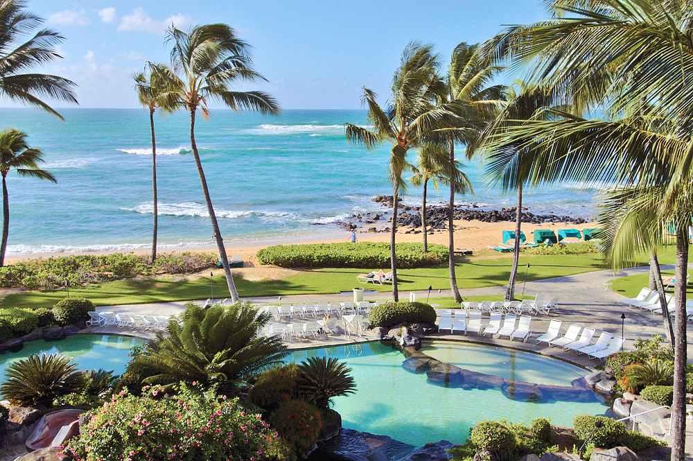 Sheraton Kauai Resort Kauai Reviews Pictures Virtual