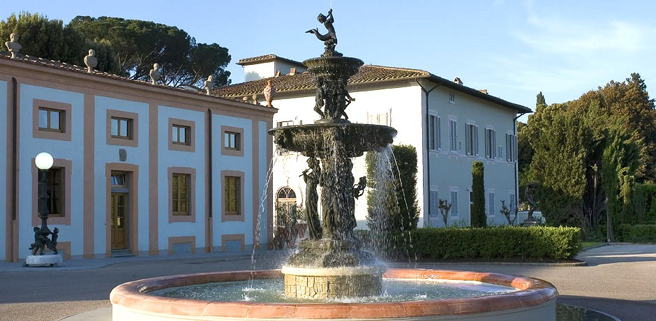 Villa Olmi Resort Hotel Florence