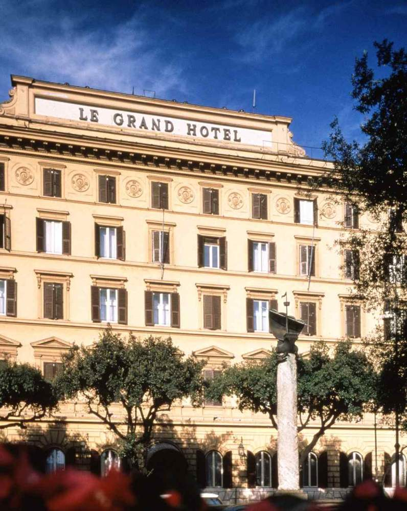 St regis rome italy reviews pictures videos map for St regis