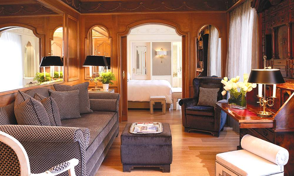 Classic Suite From Photo Gallery For Hotel Hassler Roma Rome