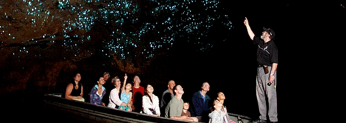 Waitomo Glowworm Caves New Zealand Reviews Pictures