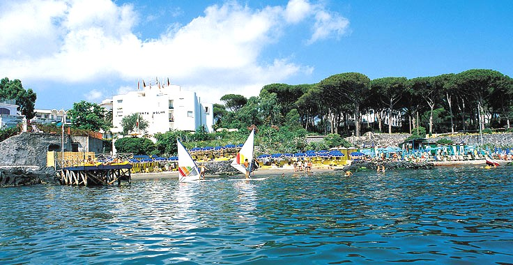What S To Like About Grand Hotel Punta Molino Terme Beach Resort And Spa It In Naples Italy