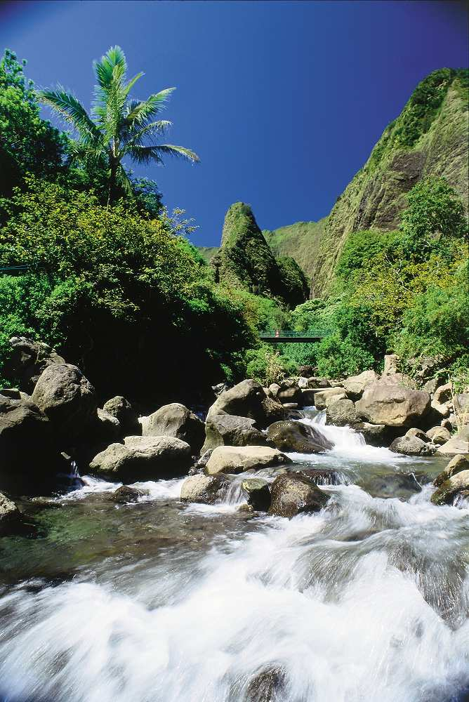Iao Valley State Park, Maui - Reviews, Pictures, Map