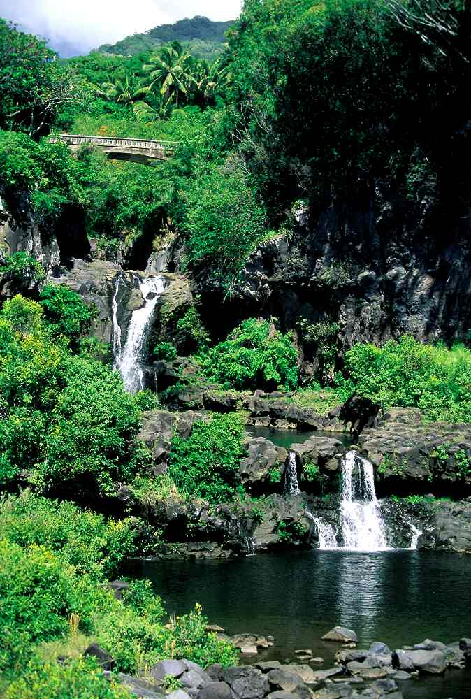 Seven Sacred Pools Pools Of Oheo Hana Maui Reviews