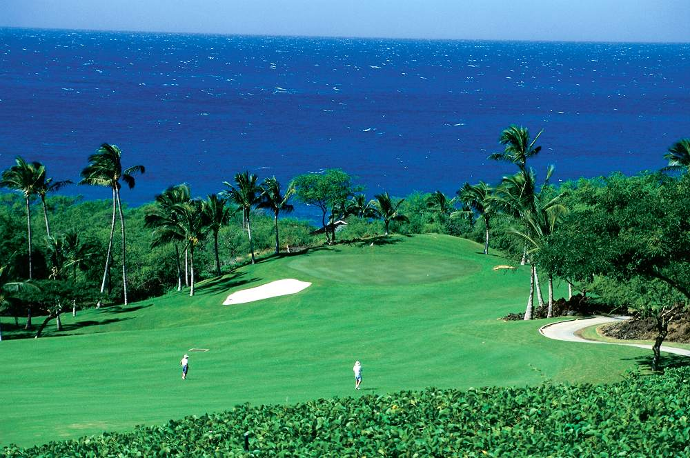 Wailea Golf Club - Wailea Golf Club. Copyright Hawaii Tourism Authority (HTA) / Kirk Lee Aeder.