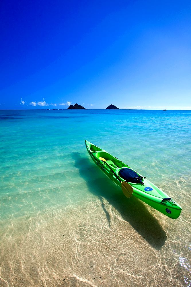 Kayaking in Kailua, Oahu - Reviews, Pictures, Videos, Map