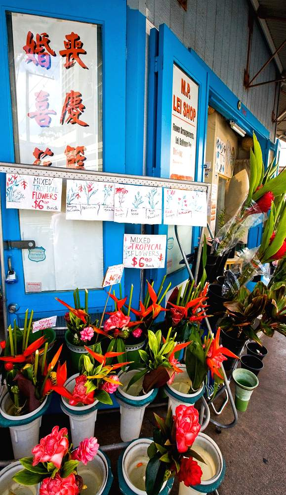 Chinatown, Honolulu, Oahu - Reviews, Pictures, Map