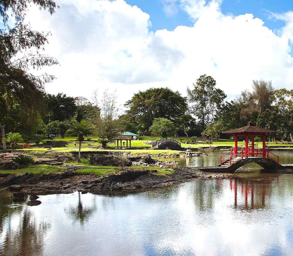 Liliuokalani Gardens Big Island Of Hawaii Reviews