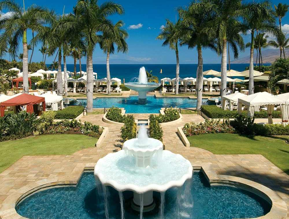 Four seasons resort maui at wailea maui reviews for Nicest hotels in maui