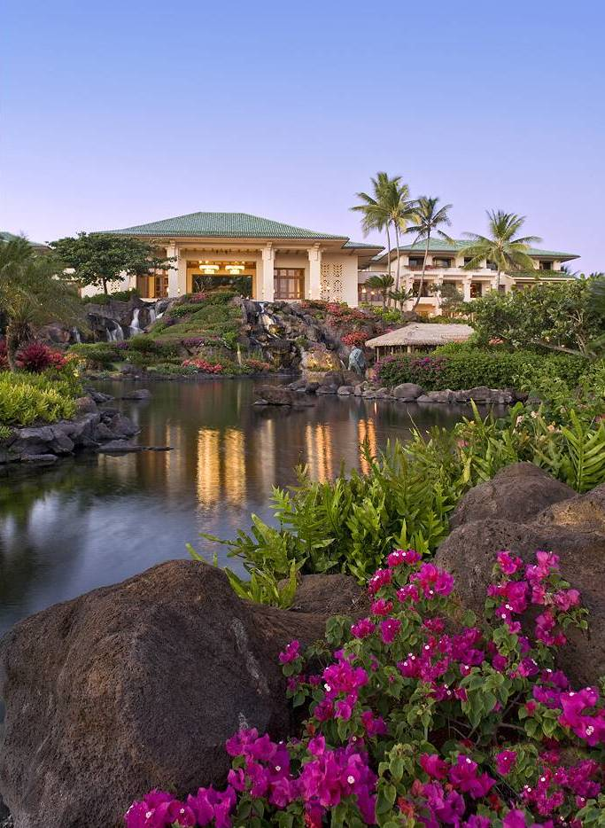 Grand Hyatt Kauai Resort and Spa - Grand Hyatt Kauai Resort and Spa. Copyright Hyatt Corporation.
