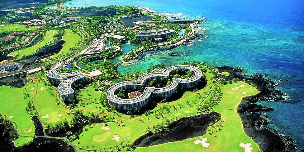 Hilton Waikoloa Village Big Island of Hawaii  Reviews Pictures