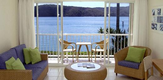Coral Ocean Balcony Room - Daydream Island Resort & Spa. Copyright Daydream Island Resort & Spa.