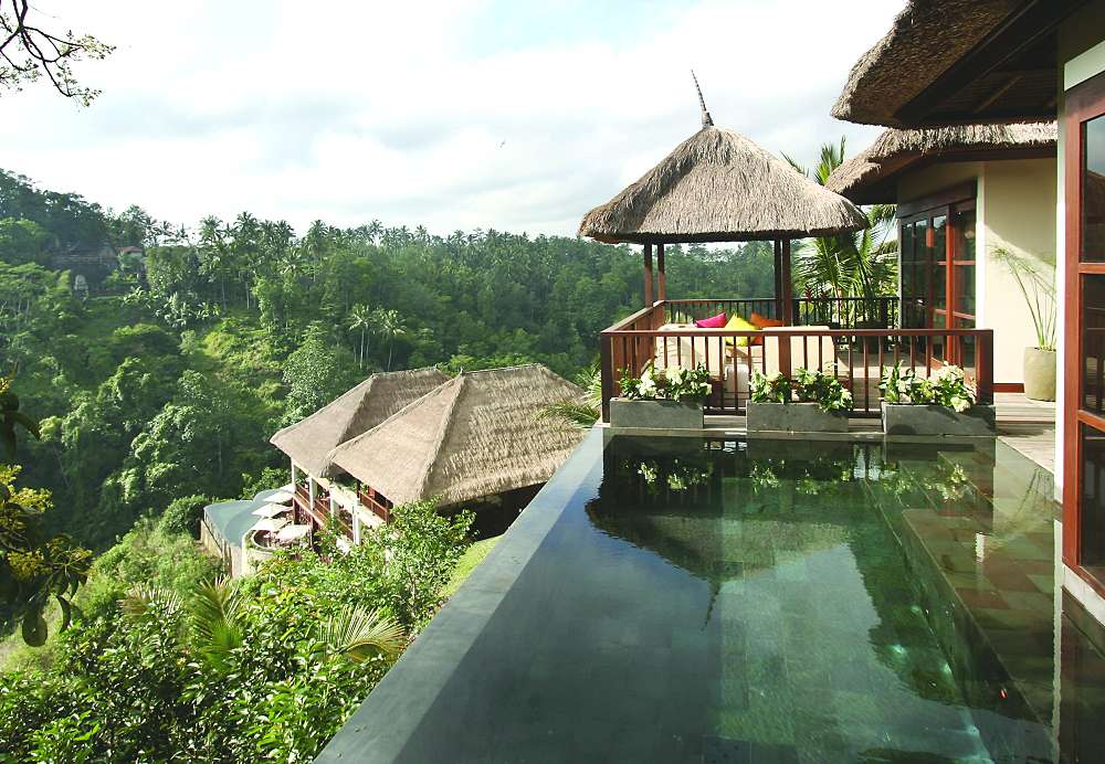 Panoramic Pool Villa Suite, From Photo Gallery For Ubud Hanging ...