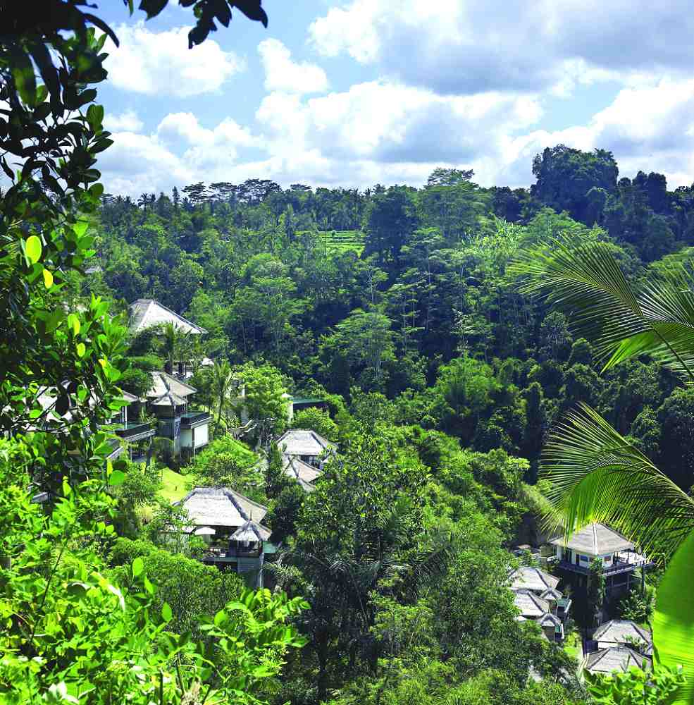 Ubud Hanging Gardens - Ubud Hanging Gardens. Copyright Orient-Express Hotels (UK) Ltd..