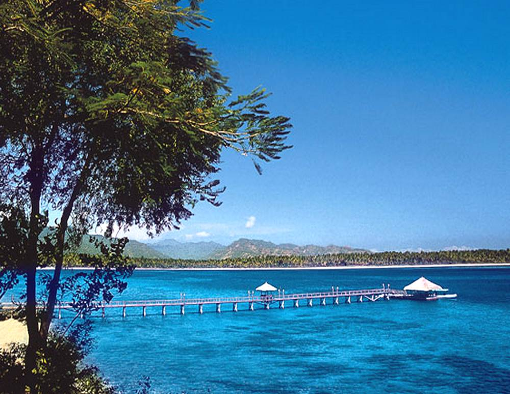 The Oberoi, Lombok - The Oberoi, Lombok. Copyright Oberoi Hotels & Resorts.