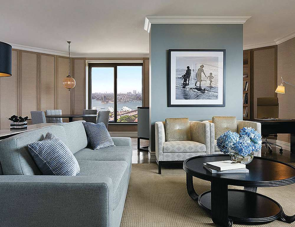 Deluxe Royal Suite - Four Seasons Hotel Sydney.