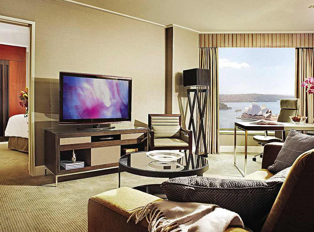 Harbour-View Executive Suite - Four Seasons Hotel Sydney.