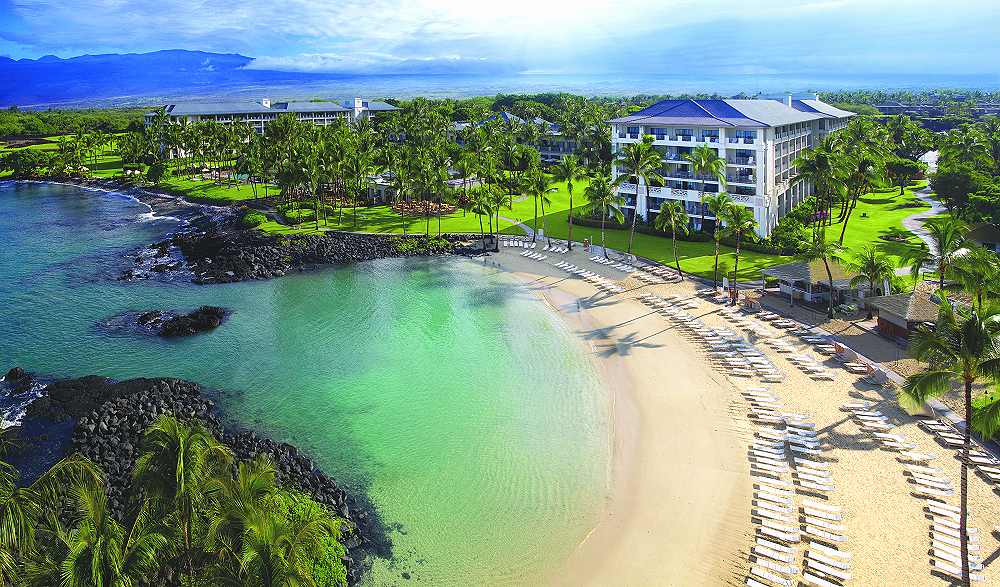 The Fairmont Orchid - The Fairmont Orchid, Hawaii. Copyright Fairmont Hotels & Resorts Inc.