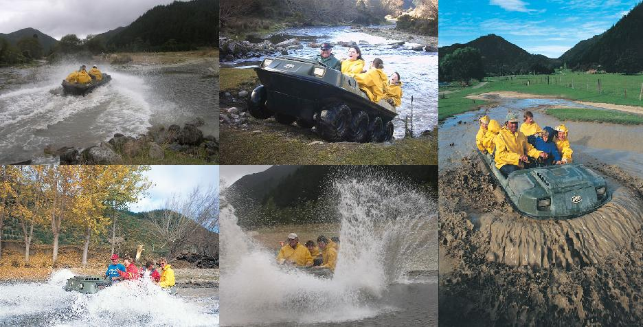 Happy Valley Adventures, New Zealand - Reviews, Pictures, Videos, Map ...