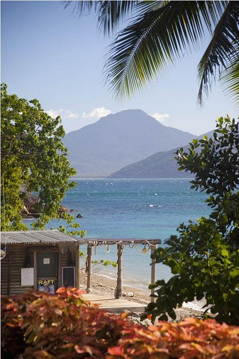 Fitzroy Island Resort - Fitzroy Island Resort. Copyright Gamble Group Pty Ltd.