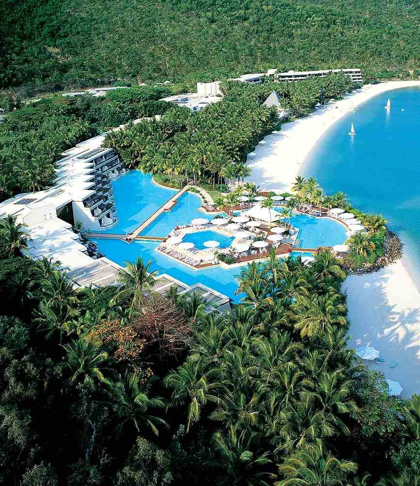See travel specials for Hayman Island Resort, Australia