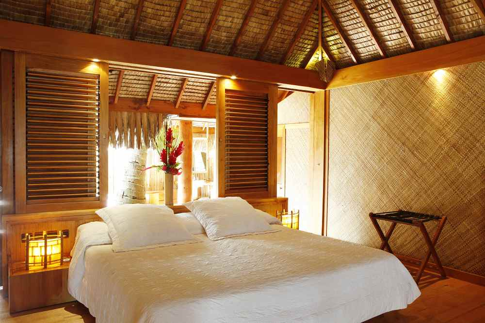 Beach Suite - Interior - Bora Bora Pearl Beach Resort & Spa.