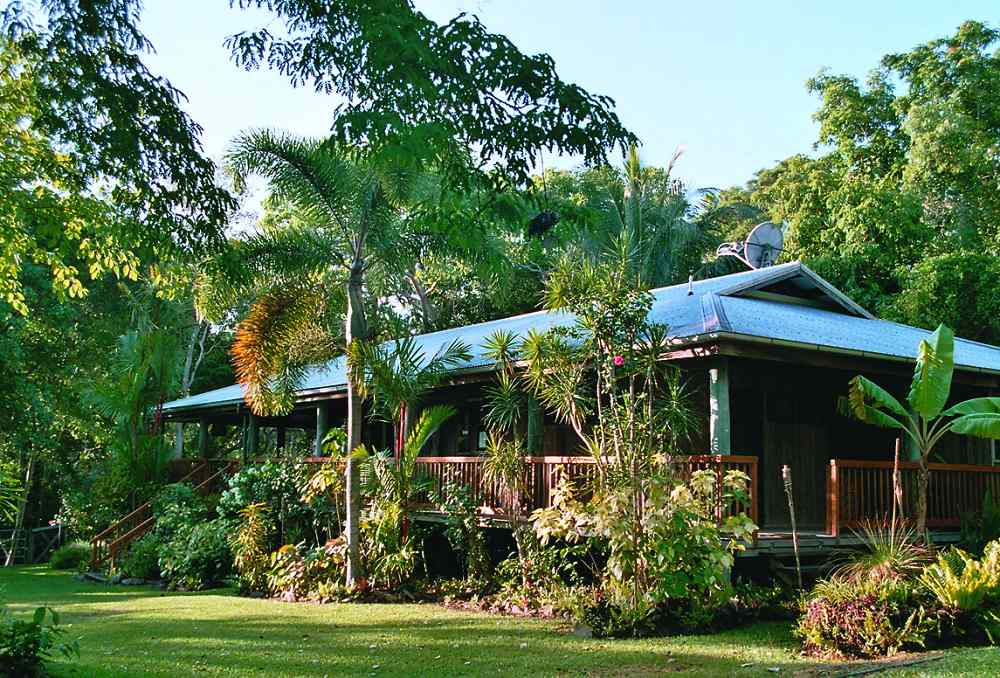 Homestead - The Main Building at the Mungumby Lodge - Mungumby Lodge. Copyright Australian Pacific Lodges Pty Ltd.