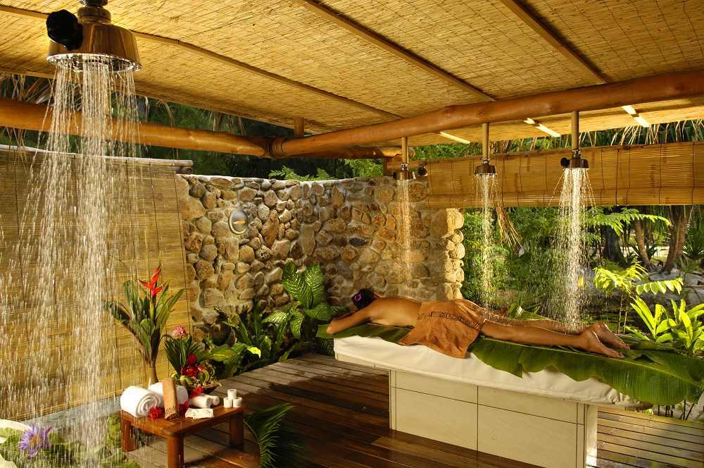 Vichy Shower Room From Photo Gallery For Bora Bora Pearl Beach Resort Amp Spa Bora Bora French