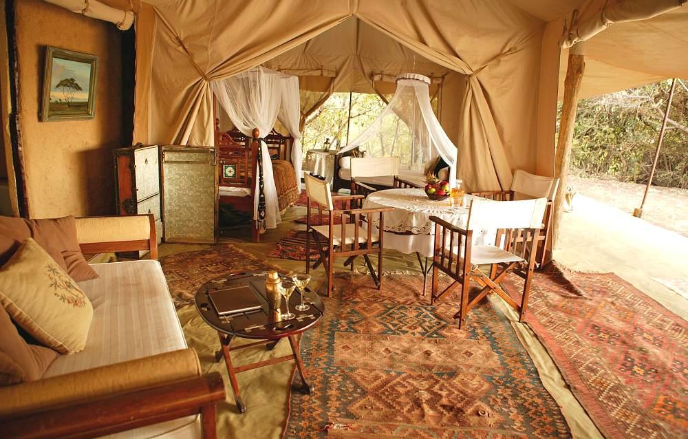 Cottars 1920s Safari Camp Kenya Reviews Pictures Map