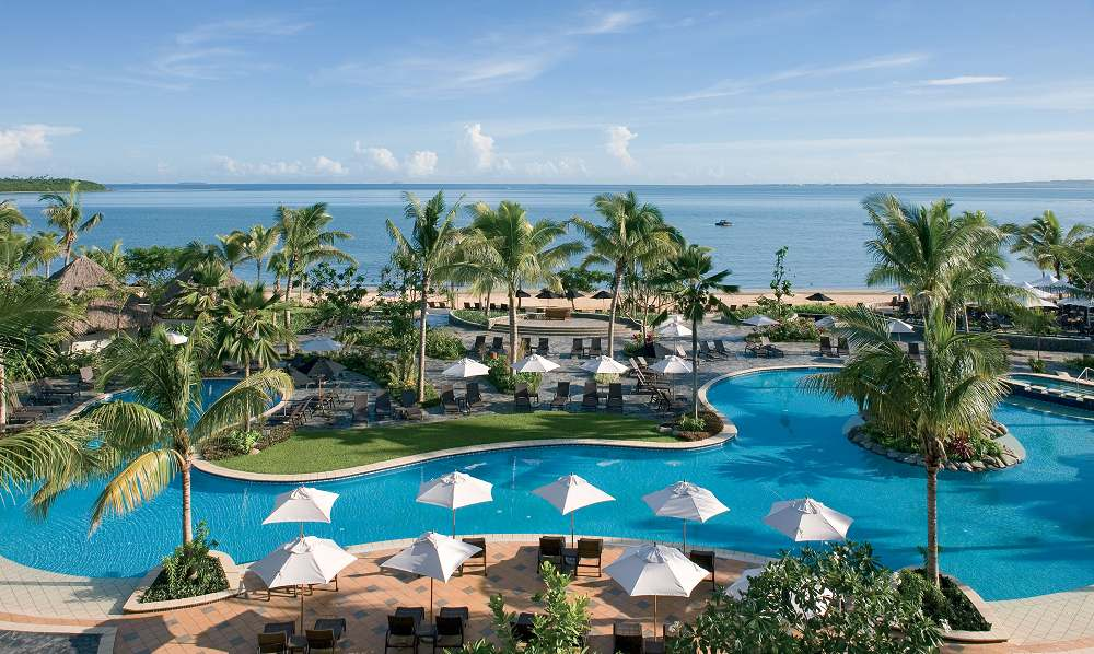 Overview - Sofitel Fiji Resort & Spa. Copyright Sofitel Fiji Resort & Spa.