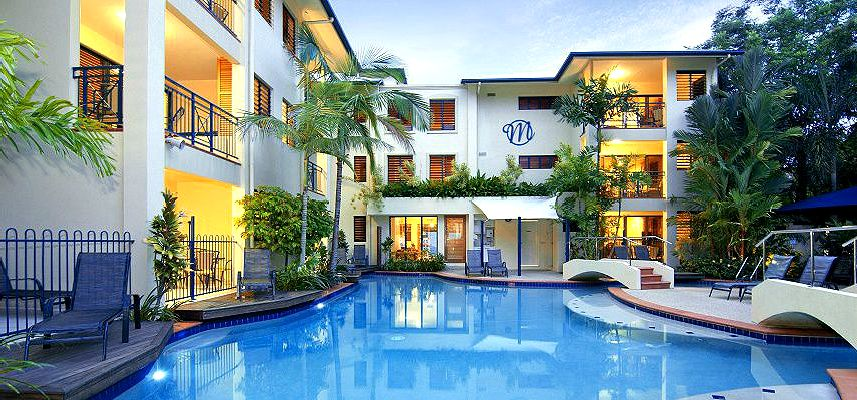 The Meridian at Port Douglas - The Meridian at Port Douglas. Copyright Port Douglas Luxury Accommodation.