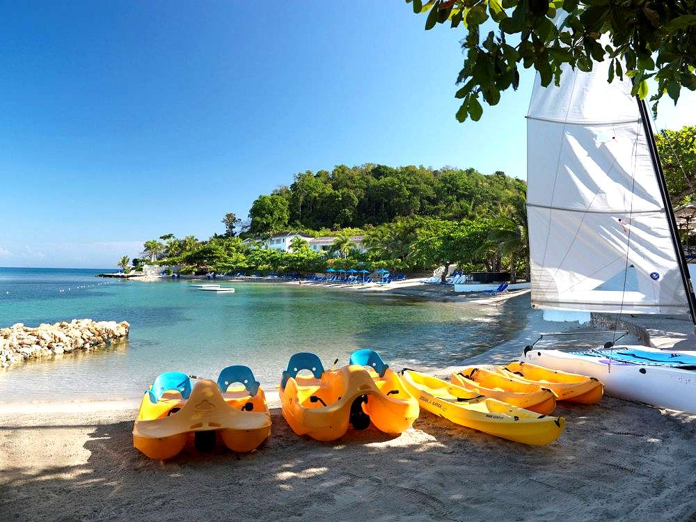 Water Sports - Round Hill Hotel and Villas.