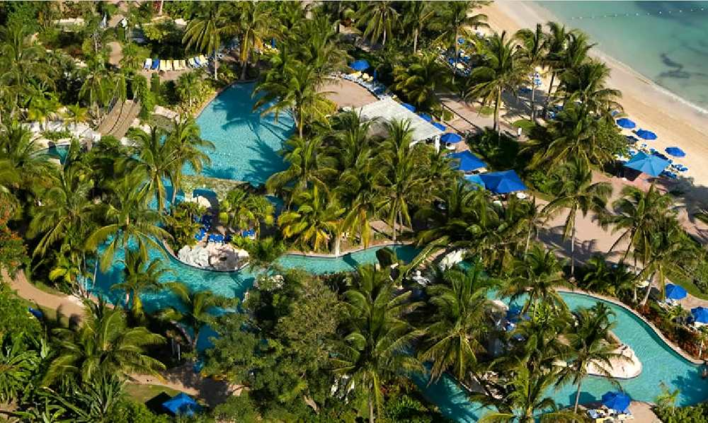 Sugar Mill Falls Water Park From Photo Gallery For Hilton Rose Hall Resort Amp Spa Montego Bay