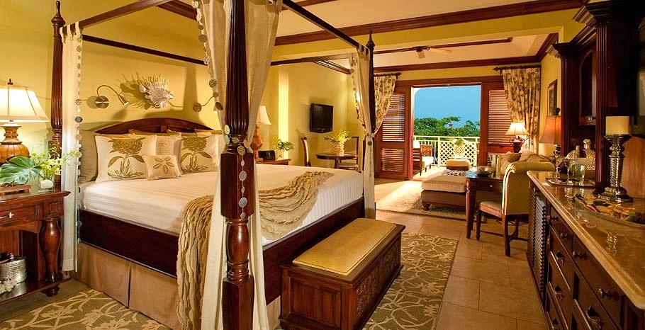 Grande Romeo Juliet Honeymoon Penthouse Oceanview One Bedroom Crystal Lagoon Suite From Photo