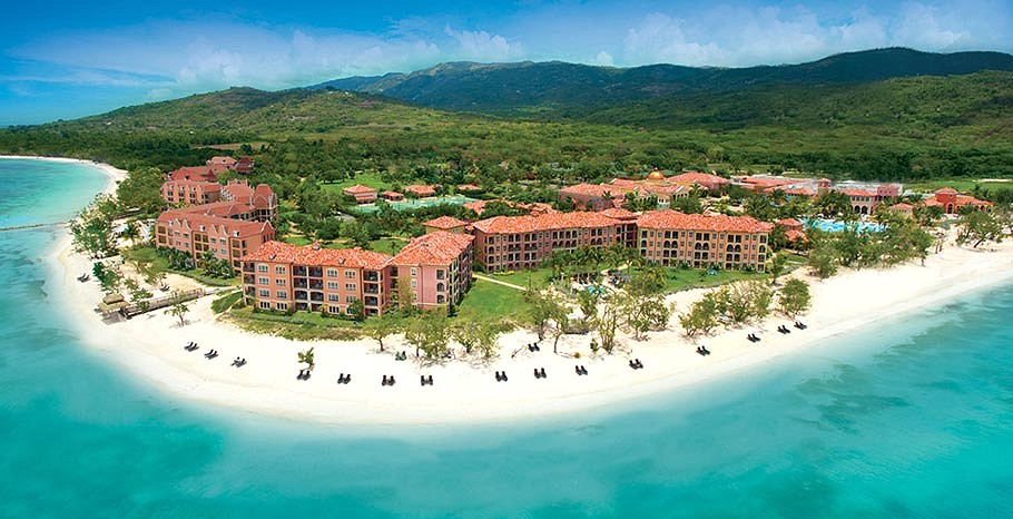 Sandals Whitehouse - Sandals Whitehouse. Copyright Sandals Beaches Resorts.