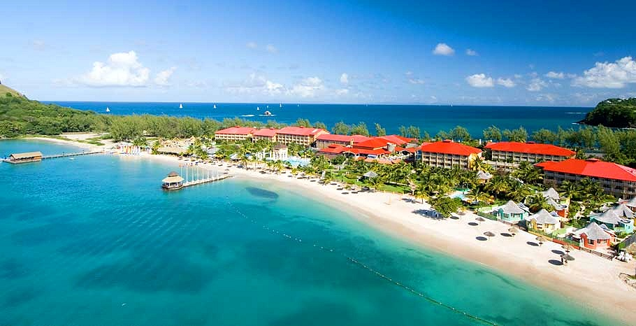 Hotels Near Sandals St Lucia